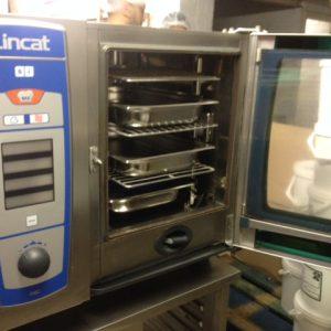 Lincat 6 Grid 3 Phase Combi Oven 6x1