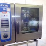 Lincat 6 grid electric combi osc