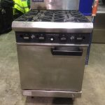 Blue seal 4burner range